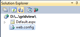 ASP NET Simple GridView